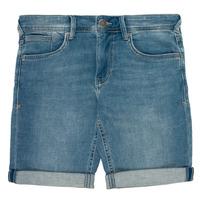 Abbigliamento Bambino Shorts / Bermuda Teddy Smith SCOTTY 3 Blu