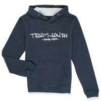 Abbigliamento Bambino Felpe Teddy Smith SICLASS Blu
