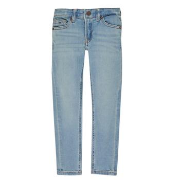 Abbigliamento Bambino Jeans slim Tommy Hilfiger SIMON Blu