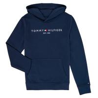 Abbigliamento Bambino Felpe Tommy Hilfiger KB0KB05673 Marine