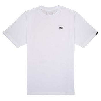 Abbigliamento Bambino T-shirt maniche corte Vans BY LEFT CHEST Bianco