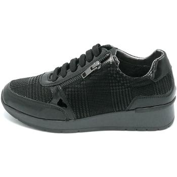 Scarpe Donna Sneakers Riposella 72716 Nero