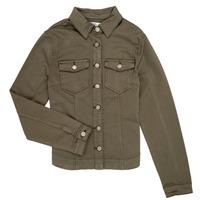 Abbigliamento Bambina Giacche / Blazer Le Temps des Cerises SASHA Kaki