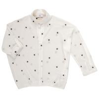 Abbigliamento Bambina Top / Blusa Le Temps des Cerises STRELLA Bianco