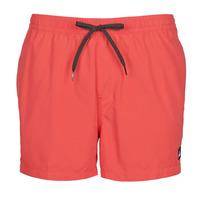 Abbigliamento Uomo Costume / Bermuda da spiaggia Quiksilver EVERYDAY VOLLEY Rosso