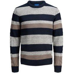 Abbigliamento Uomo Maglioni Jack & Jones Maglione Uomo Jortim Blu