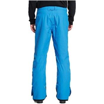 Abbigliamento Uomo Pantalone Cargo Quiksilver Pantaloni Uomo Snowboard Boundry Azzurro