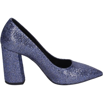 Scarpe Donna Décolleté Strategia decollete glitter blu