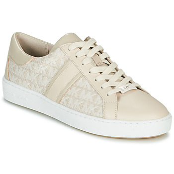 Scarpe Donna Sneakers basse MICHAEL Michael Kors KEATON STRIPE Beige