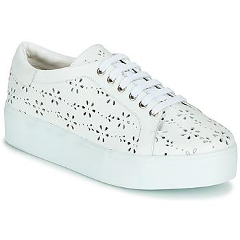 Scarpe Donna Sneakers basse Cristofoli NALA Bianco