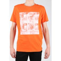 Abbigliamento Uomo T-shirt & Polo Lee Logo Tee L63GAIMO orange