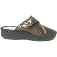 Scarpe Donna Pantofole Lina ATRMPN-14612 Grigio