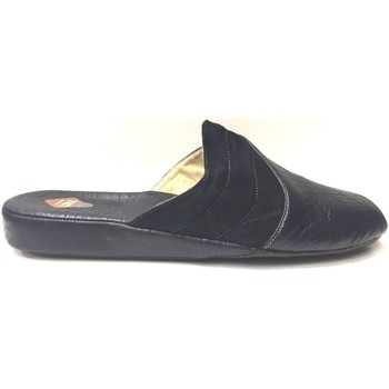 Scarpe Uomo Pantofole Lina ATRMPN-14626 Blu