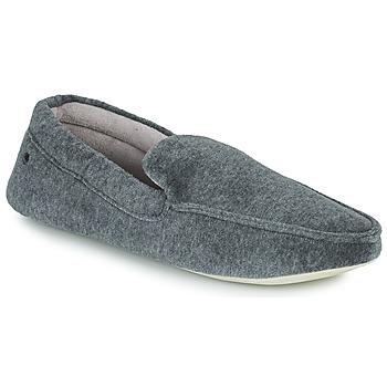 Scarpe Uomo Pantofole Isotoner 96774 Grigio