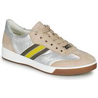 Scarpe Donna Sneakers basse Ara ROM-HIGHSOFT Argento / Beige / Giallo