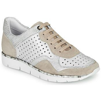 Scarpe Donna Sneakers basse Regard JARD V4 CROSTA P STONE Bianco / Beige