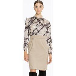 Abbigliamento Donna Vestiti Cannella ATRMPN-14656 Beige