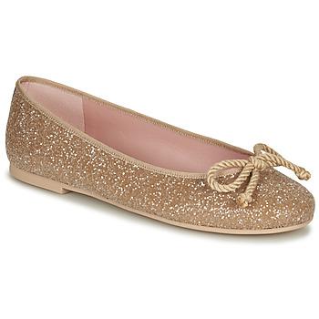 Scarpe Donna Ballerine Pretty Ballerinas BELLE SAND Oro
