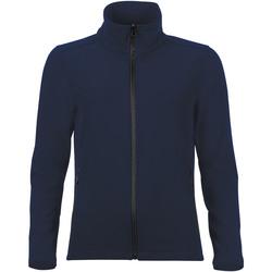 Abbigliamento Donna Giacche sportive Sols RACE WOMEN SOFTSHELL Azul