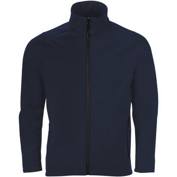 Abbigliamento Uomo Giacche sportive Sols RACE MEN SOFTSHELL Azul
