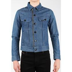 Abbigliamento Uomo Giacche / Blazer Lee X Biker Rider L887DNXE blue