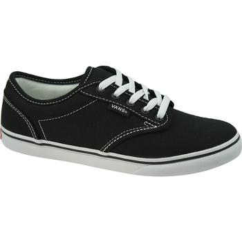 Scarpe Unisex bambino Sneakers basse Vans Atwood Low Noir