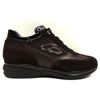 Scarpe Uomo Sneakers Cristiano Gualtieri ATRMPN-14691 Marrone
