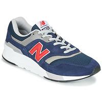 Scarpe Sneakers basse New Balance 997 Blu / Rosso