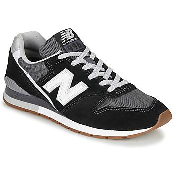 Scarpe Sneakers basse New Balance 996 Nero / Bianco