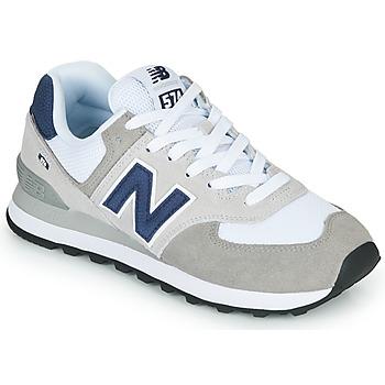 Scarpe Sneakers basse New Balance 574 Grigio