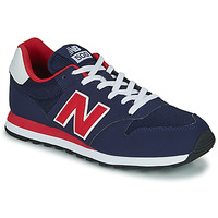 Scarpe Uomo Sneakers basse New Balance 500 Blu / Rosso