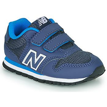 Scarpe Bambino Sneakers basse New Balance 500 Blu