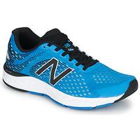 Scarpe Uomo Running / Trail New Balance M680SE7 Blu