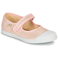 Scarpe Bambina Ballerine Citrouille et Compagnie APSUT Rosa