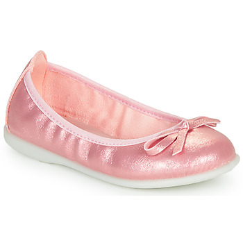 Scarpe Bambina Ballerine Citrouille et Compagnie INOBALI Rosa