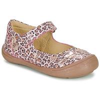 Scarpe Bambina Ballerine Citrouille et Compagnie JALIPINE Leopard