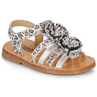 Scarpe Bambina Sandali Citrouille et Compagnie MALINETTE Leopard