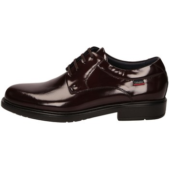 Scarpe Uomo Derby CallagHan 89403 Bordeau