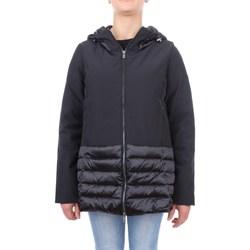 Abbigliamento Donna Piumini Ciesse Piumini 194cpwj32050-p0125d Corti Donna 201xxm-nero 201xxm-nero