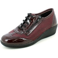 Scarpe Donna Sneakers basse Florance C151024.11_37 ROSSO