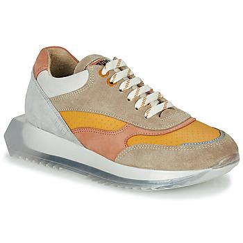 Scarpe Donna Sneakers basse Bronx LINKK-UP Grigio