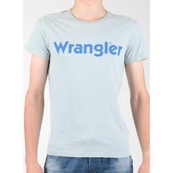 Abbigliamento Uomo T-shirt maniche corte Wrangler S/S Graphic Tee W7A64DM3E grey