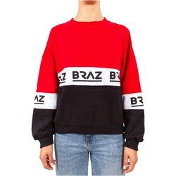 Abbigliamento Donna Maglioni Braz Maglioni 120972TSH rosso