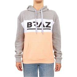 Abbigliamento Donna Felpe Braz Sudore / Felpa zip 120973TSH grigio