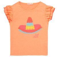 Abbigliamento Bambina T-shirt maniche corte Billieblush / Billybandit NORE Arancio