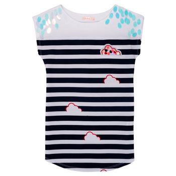 Abbigliamento Bambina Abiti corti Billieblush / Billybandit NATIA Blu