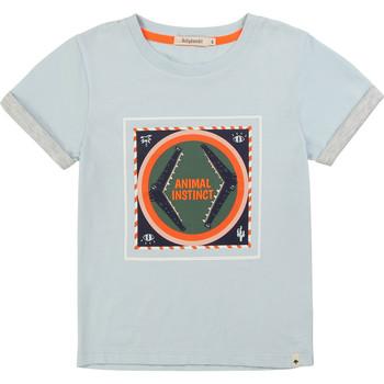 Abbigliamento Bambino T-shirt maniche corte Billieblush / Billybandit NOLVIO Blu