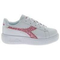 Scarpe Bambina Sneakers basse Diadora ATRMPN-14838 Bianco