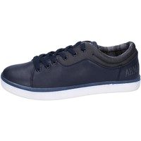 Scarpe Uomo Sneakers basse Armata Di Mare sneakers pelle sintetica blu