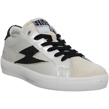 Scarpe Donna Sneakers basse Semerdjian 127281 Grigio